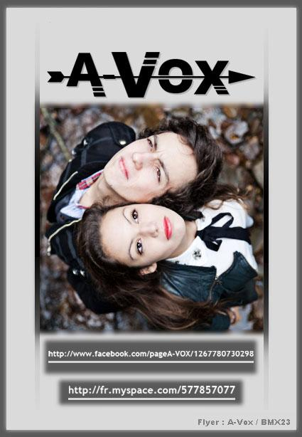 A-Vox Flyer